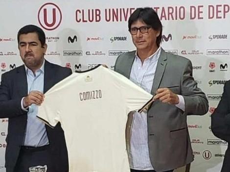 Son lo mismo: Francisco Gonzales habló de la continuidad de Ángel Comizzo
