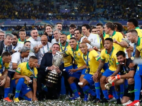 Copa America Futures: The top 5 teams that are considered contenders to win the tournament