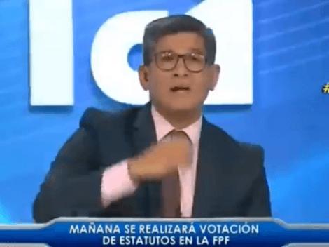 """Osores discutió con hinchas de Alianza: """"Victimizarse no es una buena señal"""""""