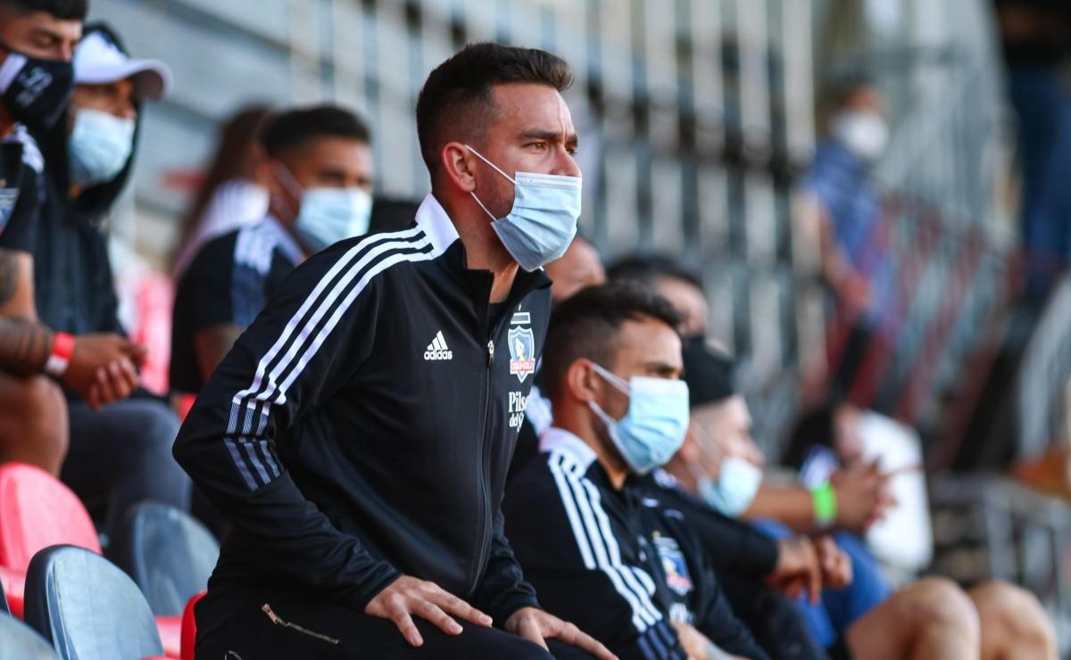 Colo Colo: Matías Zaldivia será baja hasta mayo tras sufrir desgarro |  Bolavip Chile