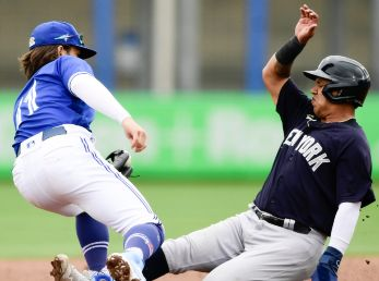 Toronto Blue Jays y New York Yankees