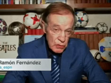 """""""El América no ha tocado techo"""": José Ramón Fernández"""