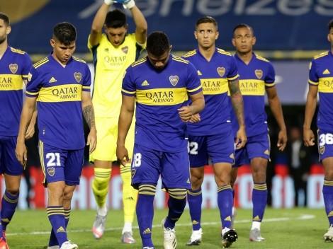 Wanchope y Tevez afuera: los concentrados de Boca para la Copa Argentina