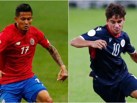 Costa Rica and Dominican Republic face each other in Olympic Qualifiers farewell match