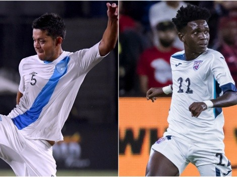 Guatemala and Cuba clash in the beginning of Concacaf World Cup Qualifiers