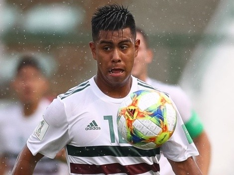 Efraín Alvarez: The young star that Mexico and the US try to attract
