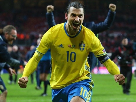 Zlatan Ibrahimovic comes out of international retirement as Sweden face Georgia