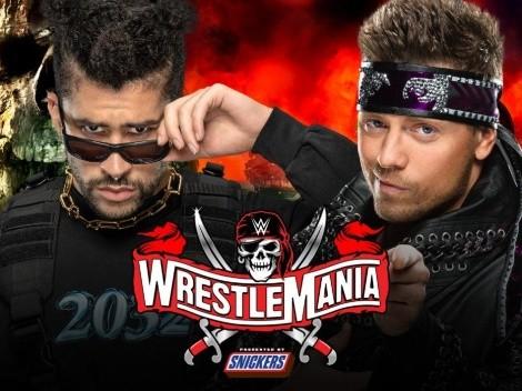 Bad Bunny confirma que protagonizará WrestleMania