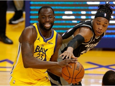 Without Stephen Curry, the Warriors visit the Kings for a divisional clash