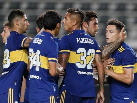 Les traigo paz: Boca goleó a Defensores y avanzó por la Copa Argentina