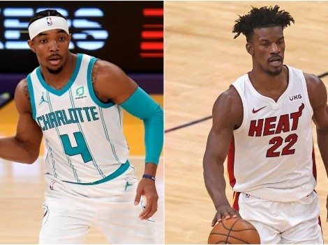 Charlotte Hornets and Miami Heat meet again in the NBA