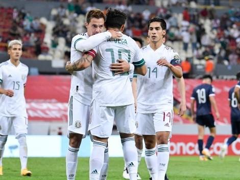 ¿Cómo formar el ataque de México con la vuelta de Córdova?: Lozano responde