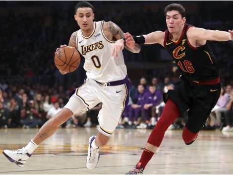 Injury-riddled Lakers host the Cavaliers at the STAPLES Center