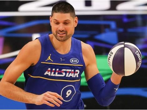 Nikola Vucevic será colega de Zach LaVine en Chicago Bulls tras llegar desde Orlando Magic