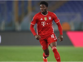 Alphonso Davies (Foto: Getty)