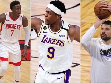 Todos los movimientos del NBA Trade Deadline 2021