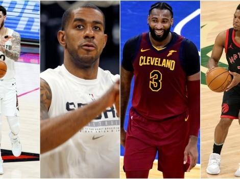 Los grandes perdedores del NBA Trade Deadline 2021