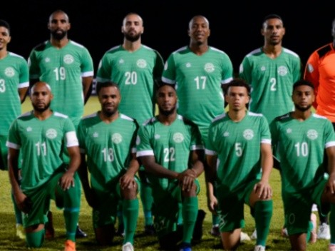Montserrat face El Salvador in the second round of the Concacaf World Cup Qualifiers