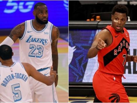 El sucesor de LeBron James impidió la llegada de Kyle Lowry a los Lakers