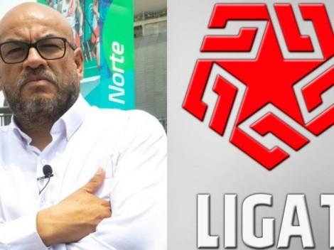 """Mr. Peet tras casos positivos en la Liga 1: """"Lo más sensato sería parar el torneo"""""""