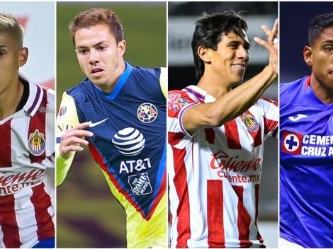 Córdova, Macías, Romo y Antuna podrían jugar en la Serie A de Italia