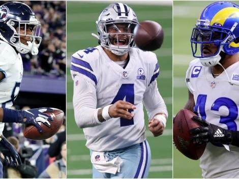 Las tres mejores contrataciones de la agencia libre en NFL