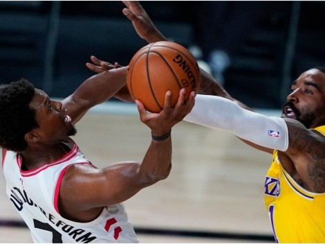 The reason why Kyle Lowry wasn't traded to the Los Angeles Lakers