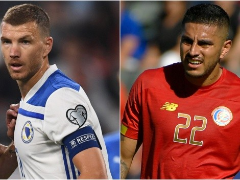 Bosnia and Herzegovina clash against Costa Rica for the first time in history