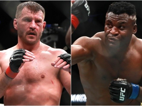 UFC 260 presents the highly-expected rematch Miocic vs Ngannou