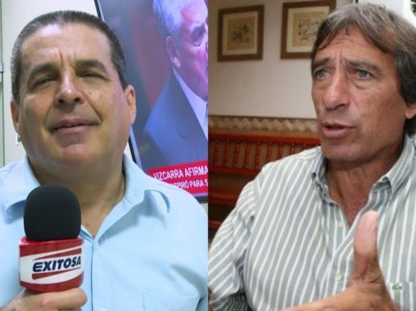 "Gonzalo Núñez durísimo contra Germán Leguía: ""No debería hablar tanta cojudez"""