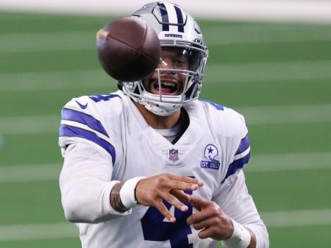 """Dak Prescott es la piedra angular de Dallas Cowboys"""