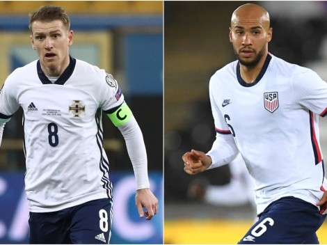 Northern Ireland host the US in another International Friendly