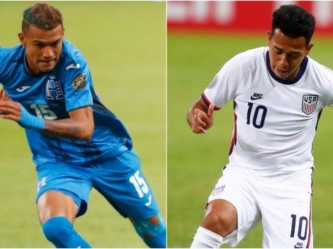 Honduras and the USMNT meet in the first Semi-Final of the Olympic Qualifiers