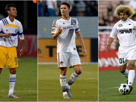 Top 25 greatest MLS players of all time