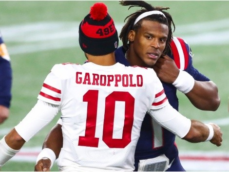 The Patriots reached a decision over Jimmy Garoppolo