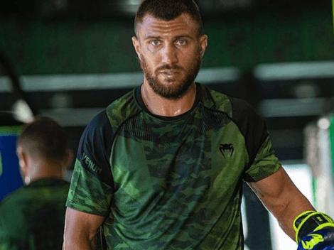 Vasyl Lomachenko tiene rival confirmado para su regreso