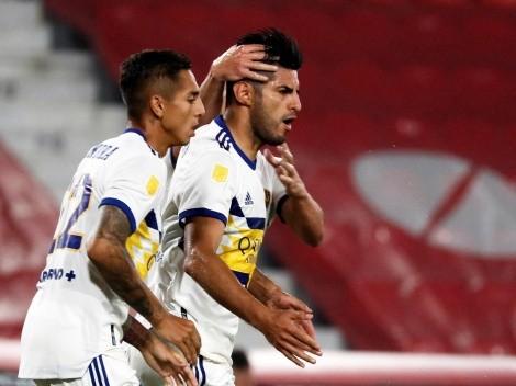 """""""Lo banco"""": Carlos Zambrano recibió elogios después de su gol en Boca Juniors"""