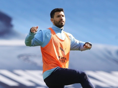 The possible destinations for Sergio Aguero next season