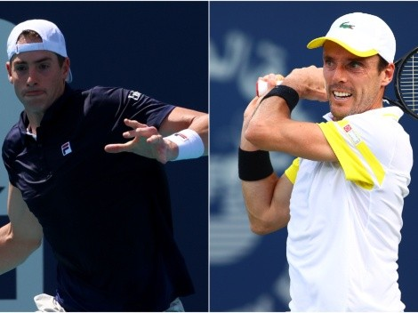 John Isner face a challenging match against Roberto Bautista Agut in Miami Open 2021