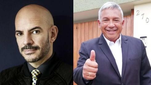 Ricardo Morán y Beingolea son personaes conocidos de la televisión peruana.