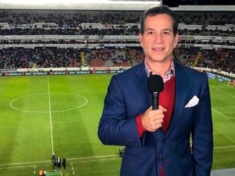 Alarcón reveló el verdadero motivo por el que se fue de Televisa y por qué rechazó a ESPN
