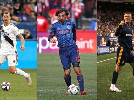 Top 25 most famous players in MLS history