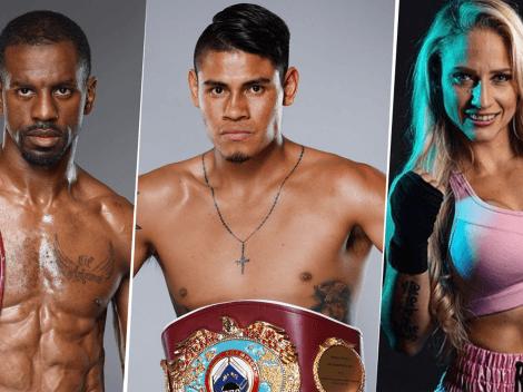 Las mejores peleas de boxeo que tendrá abril, con muchos títulos mundiales en juego