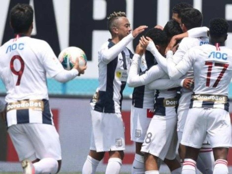 Solo había una duda: los once de Alianza Lima para el debut en la Liga 1