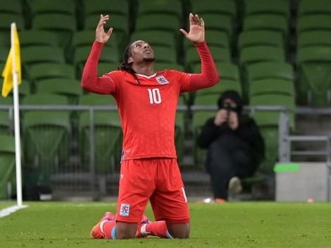 Sorpresa total: golazo de Luxemburgo contra Portugal