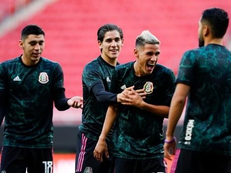 Así jugará el Tri Sub-23 ante Honduras