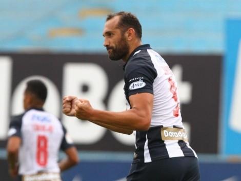 """Alianza Lima   Carlos Bustos: """"Es difícil cuando no haces pretemporada"""""""