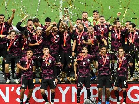 México es el gran campeón del Preolímpico Concacaf