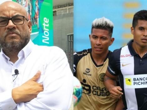 """No hubo robo"": Mister Peet asegura que Cusco FC no fue perjudicado por arbitraje"