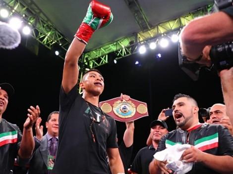 Jaime Munguia vuelve: se confirmó la fecha y el rival de su próxima pelea